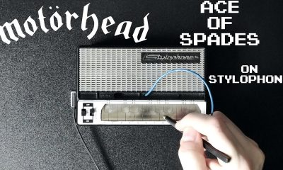 motorhead ace of spades cover stylohone