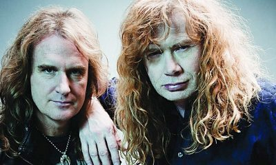 David Ellefson y Dave Mustaine