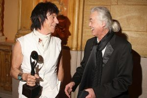 Jimmy Page y Jeff Beck