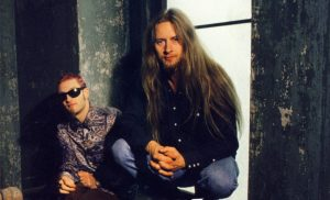 Layne Staley y Jerry Cantrelll
