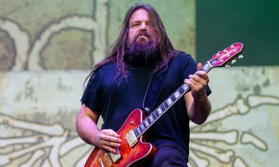 Lamb of God Mark Morton