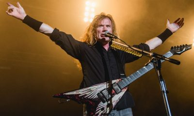 dave mustaine megadeth discos