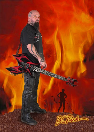 kerry king bc rich