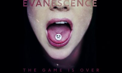 Evanescence nuevo sencillo the game is over
