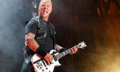 james hetfield trabajos