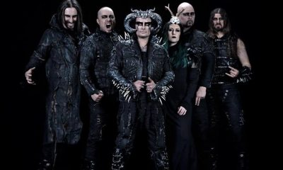 cradle of filth tés