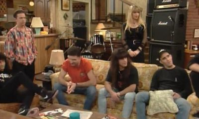 anthrax married with children