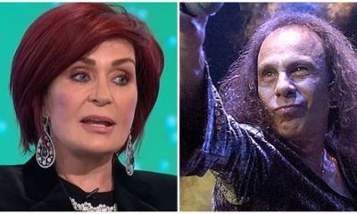 Sharon Osbourne Dio Black Sabbath