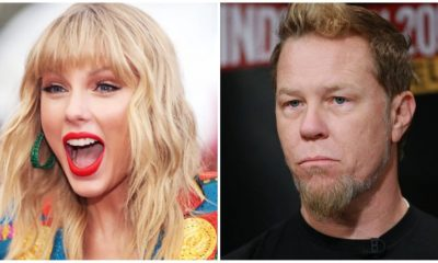 Taylor Swift Metallica