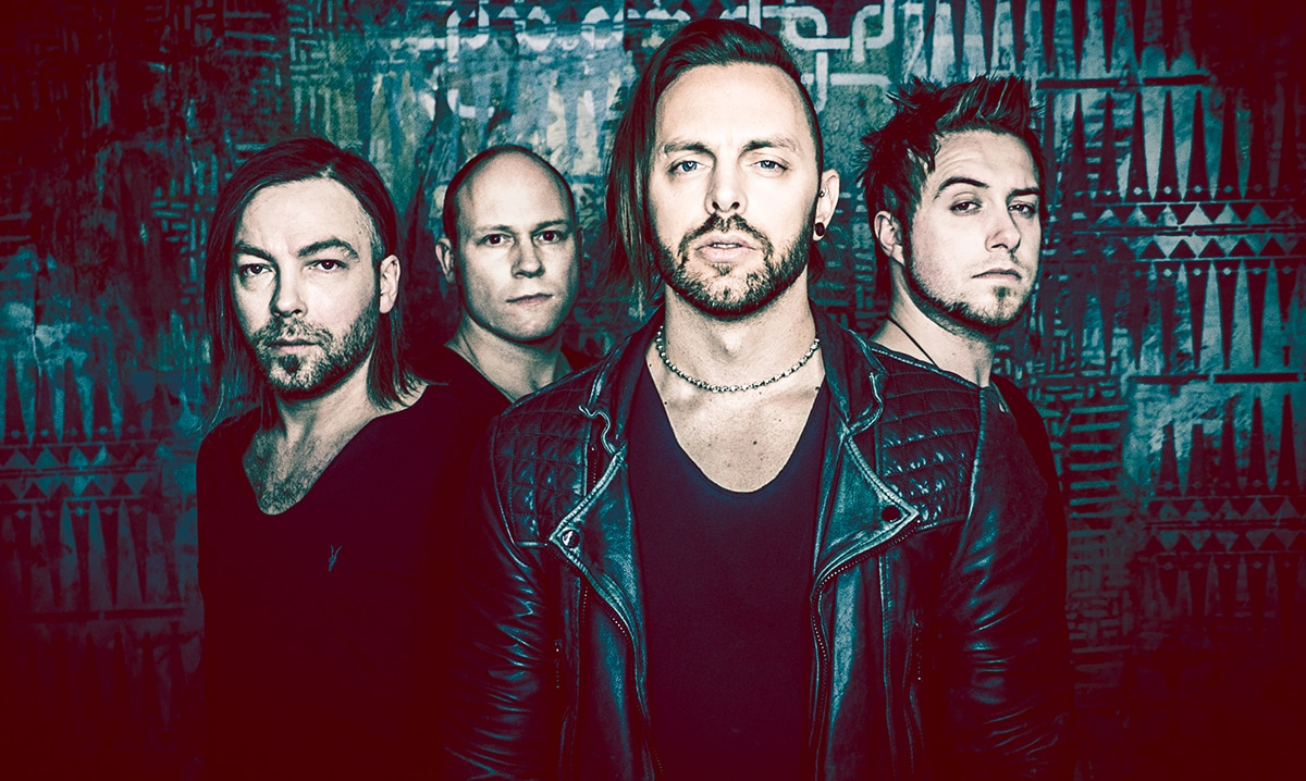 Bullet for my Valentine dinero