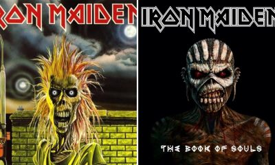 canciones libro iron maiden