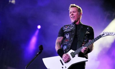 james hetfield alcohol