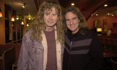 dave mustaine david ellefson