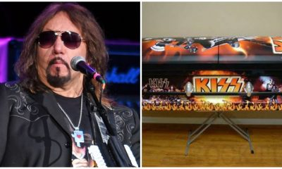 Ace Frehley Vinnie Paul