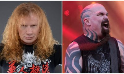 Dave Mustaine Kerry King