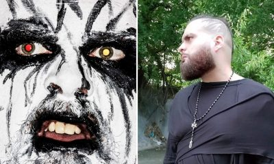 black metal macho alfa