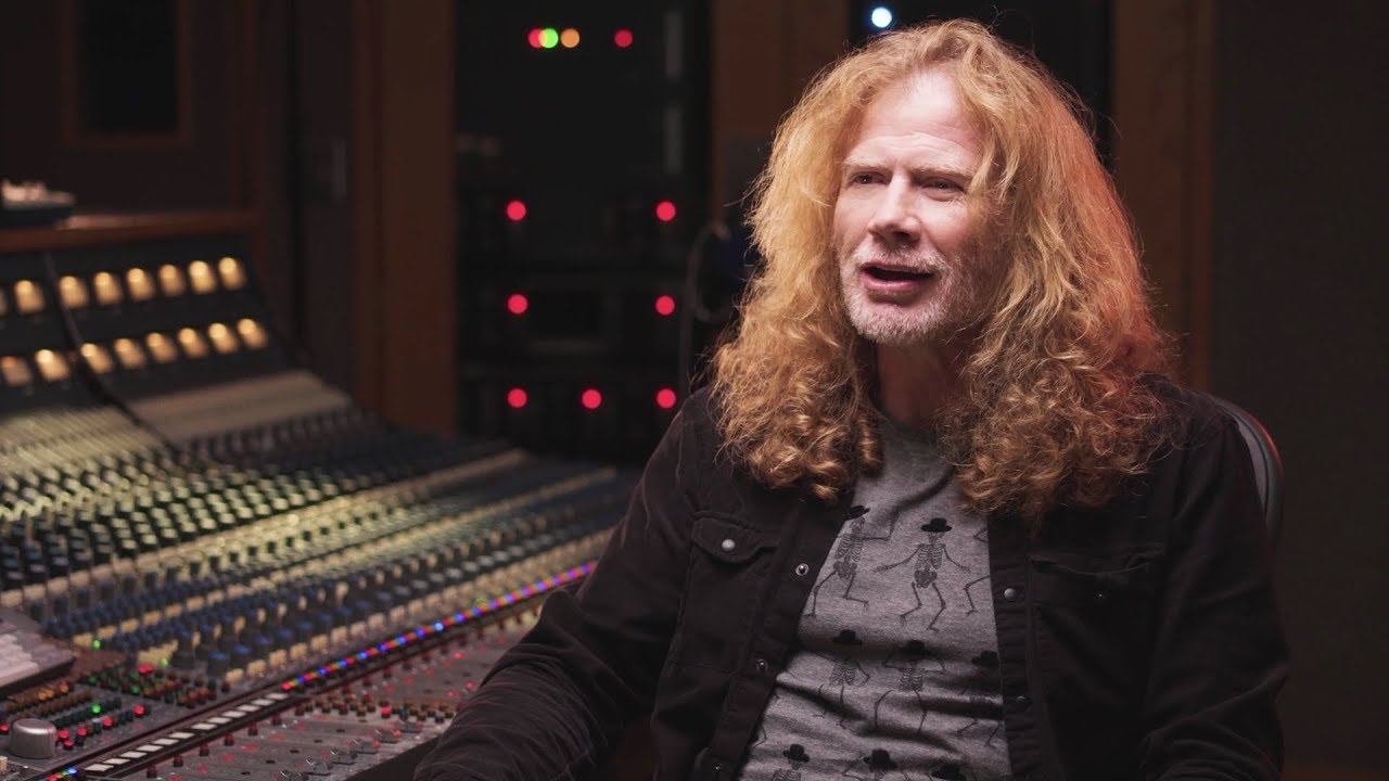 Dave Mustaine top 10