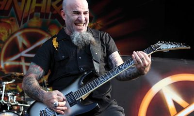Scott Ian álbum metal