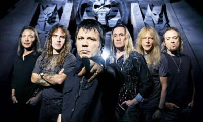 Fanclubs latinoamericanos Iron Maiden disco