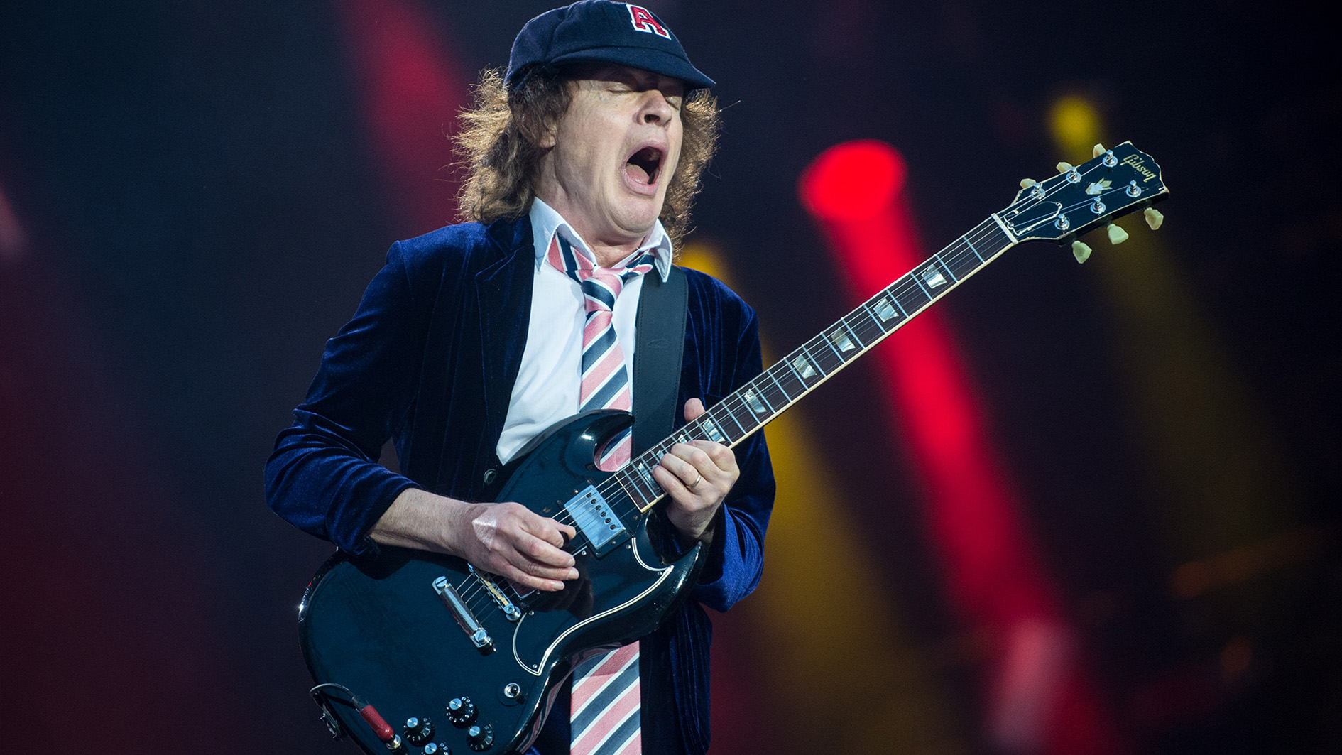 Angus Young final AC/DC