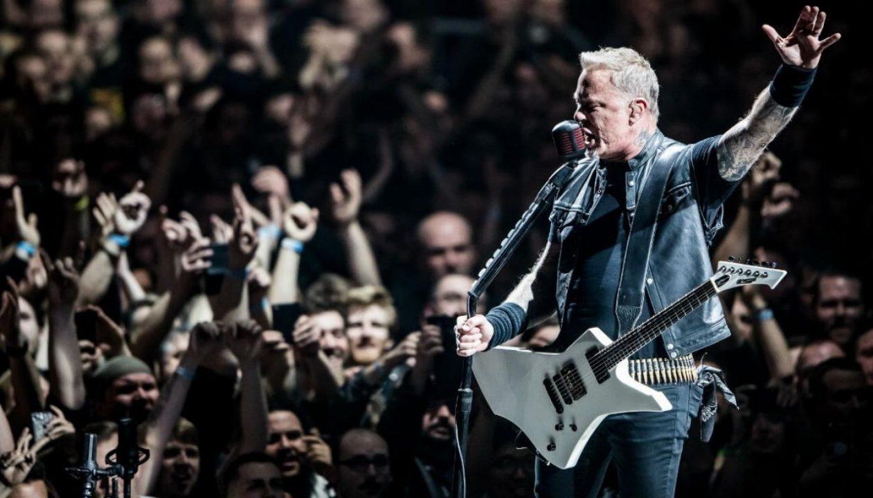 Metallica doble participación festival