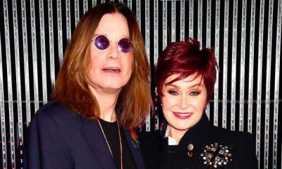 Ozzy Osbourne cumpleaños esposa