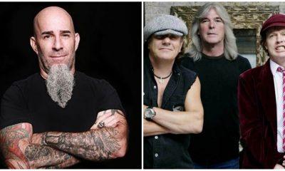 Scott Ian controversia AC/DC
