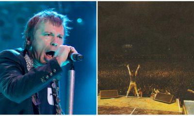 Iron Maiden 350.000 personas