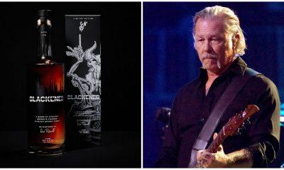 Metallica nuevo whisky