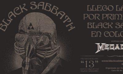 El 19 de octubre de 2013 la agrupación de Heavy Metal, Black Sabbath, pisó por primera (y última) vez el suelo colombiano para hacerlo retumbar con la contundencia del Heavy Metal. (Foto: difusión).
