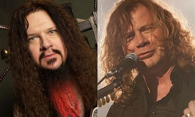 Dimebag Darrell Megadeth