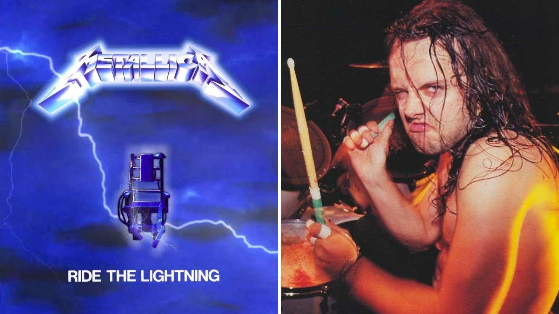 disco Metallica Ride Lightning