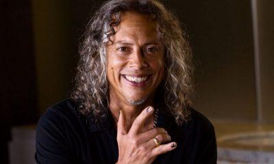 Kirk Hammett tocando mejor