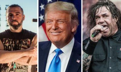 rock metal apoyan donald trump