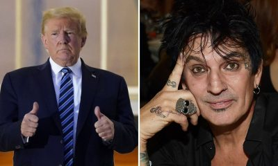 tommy lee donald trump
