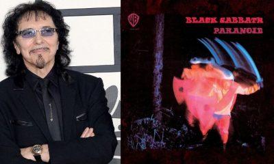 Tony Iommi Paranoid