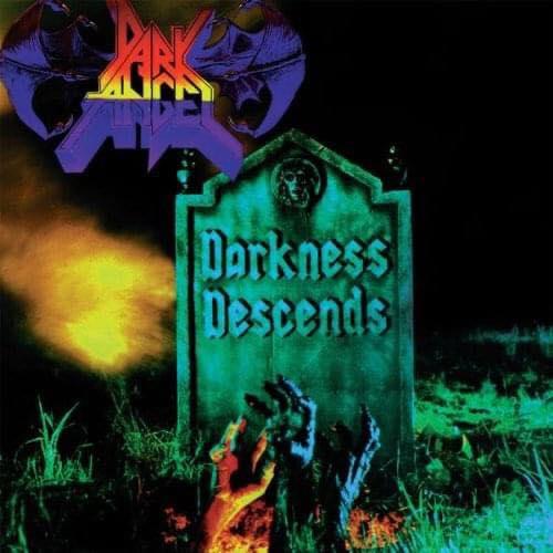 """""""Dark Descends"""" el disco del grupo de Thrash Metal, Dark Angel, cumple 34 años de historia. (Foto: difusión)."""