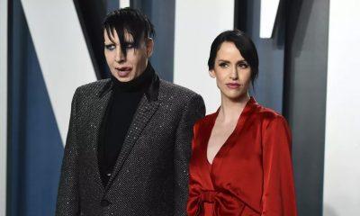 Esposa Marilyn Manson mensaje