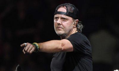 Lars Ulrich 2020
