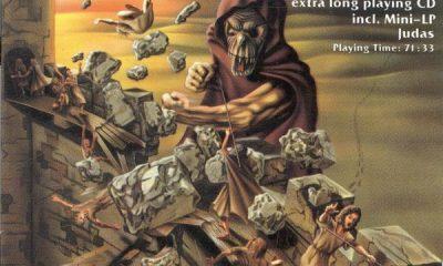 """""""walls of Jericho"""", el disco debut de la agrupación de Heavy Mteal Helloween, cumple 35 años de trayectoria."""