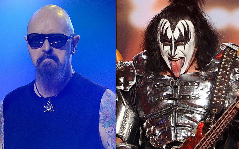 Kiss Judas Priest