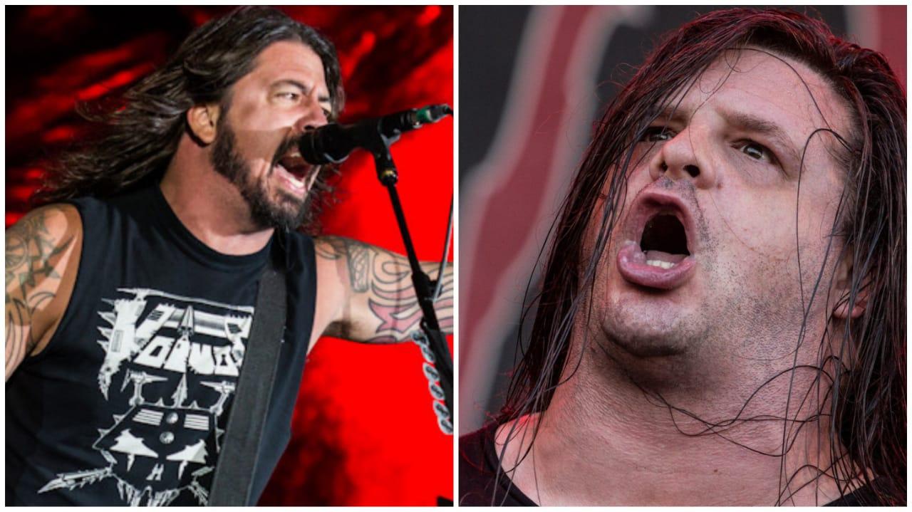 Foo Fighters Death Metal
