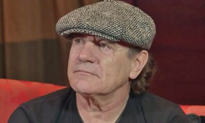 Brian Johnson Back in Black