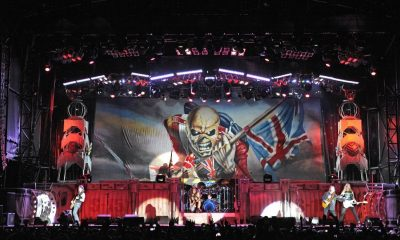 álbum Iron Maiden récords