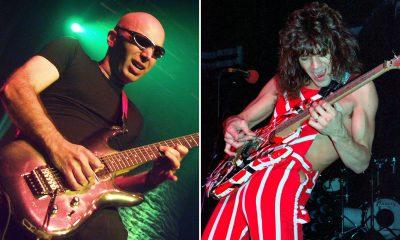 Joe Satriani Van Halen