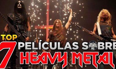 7 películas Heavy Metal
