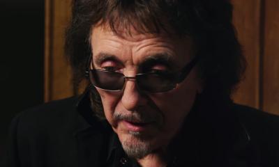 Tony Iommi salud