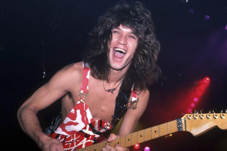 Eddie Van Halen Mozart