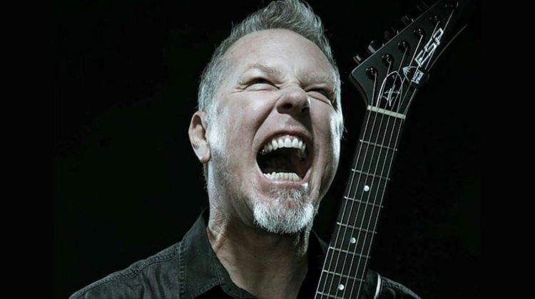 voz James Hetfield