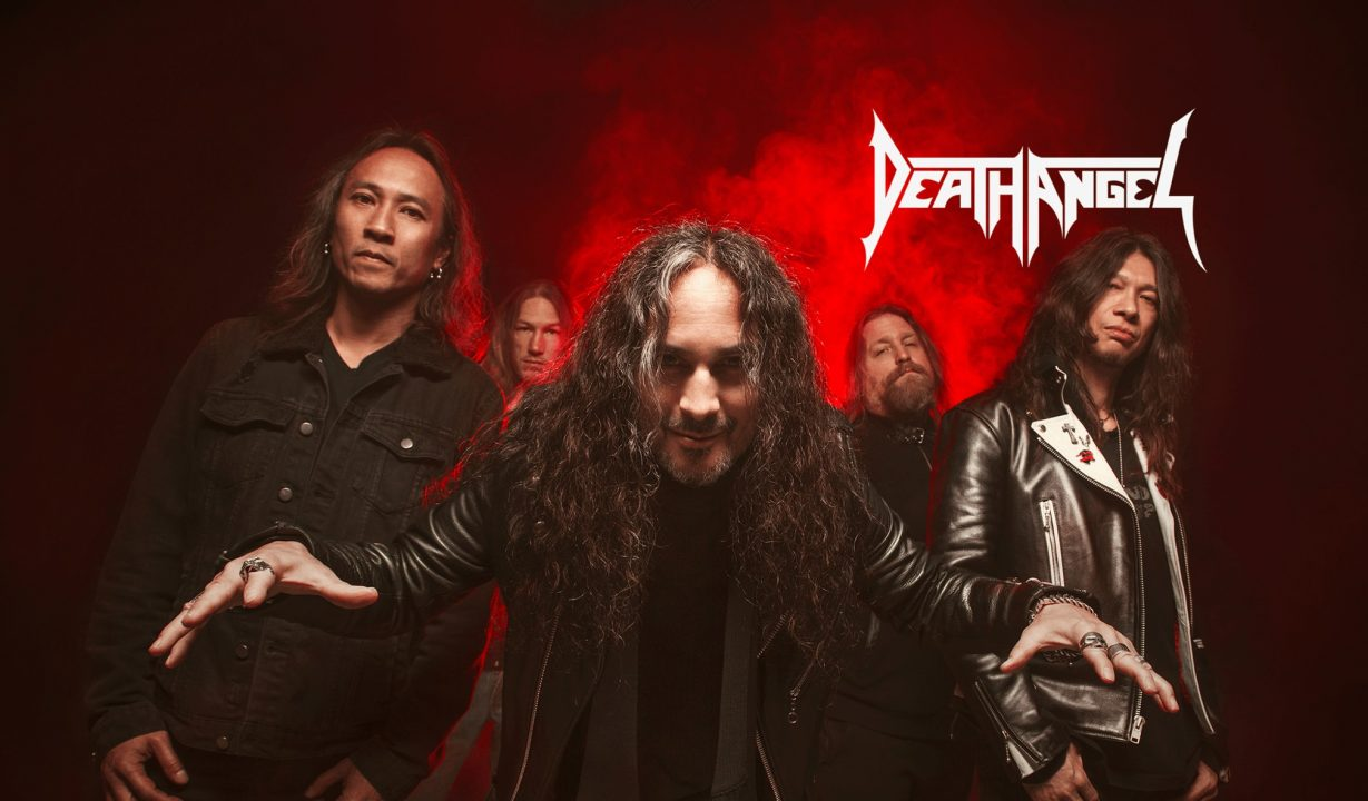 Death Angel concierto Navidad
